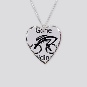 Gone_riding Necklace Heart Charm